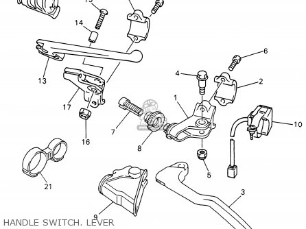 1993 Yamaha Virago Wiring Diagram - Best Place to Find Wiring and