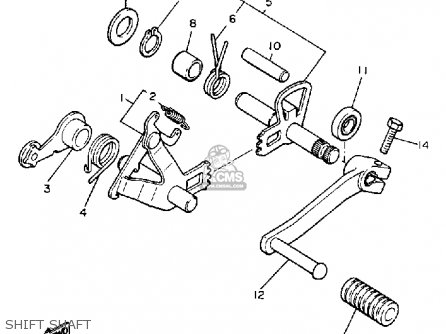 1975 yamaha xs650 wiring diagram
