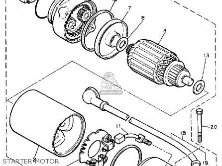 1981 Yamaha 400 Xs Wiring Images \u2013 Vehicle Wiring Diagrams
