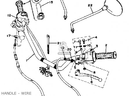1975 honda 360 wiring diagram