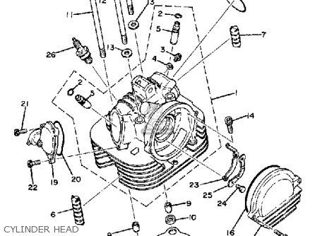 Yamaha Xt250 Wiring Diagram Wiring Diagram1980 dt 250 wiring ... on
