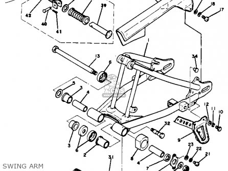 Yamaha Xt250 Wiring Diagram | ndforesight.co on