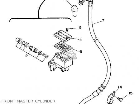 1988 Yamaha Xt 350 Wiring Diagram Yamaha Sr 500 Wiring, Yamaha Dt