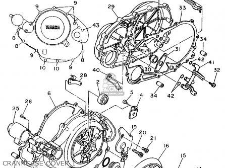 Yamaha Xv1100 Virago Wiring Diagram Wiring Diagram