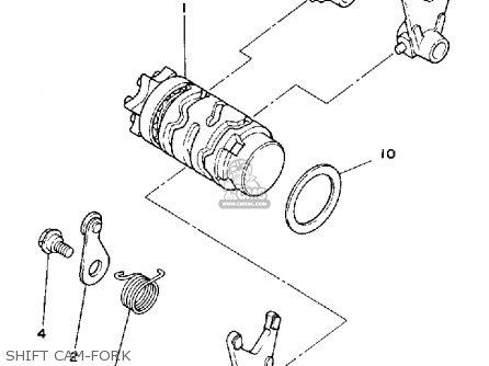 YZ 125 ENGINE DIAGRAM - Auto Electrical Wiring Diagram