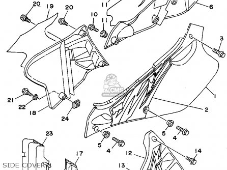 2000 Yamaha R1 Wiring Harness Diagram \u2013 Electrical Schematic Diagrams