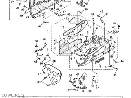 Yzf 600 Wiring Diagram - Wiring Diagram Signals & ITS ... Yzf R Wiring Diagram on