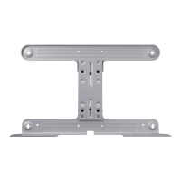 Samsung WMN300SB Silver Compatible with MS5 Wall Mount Kit ...