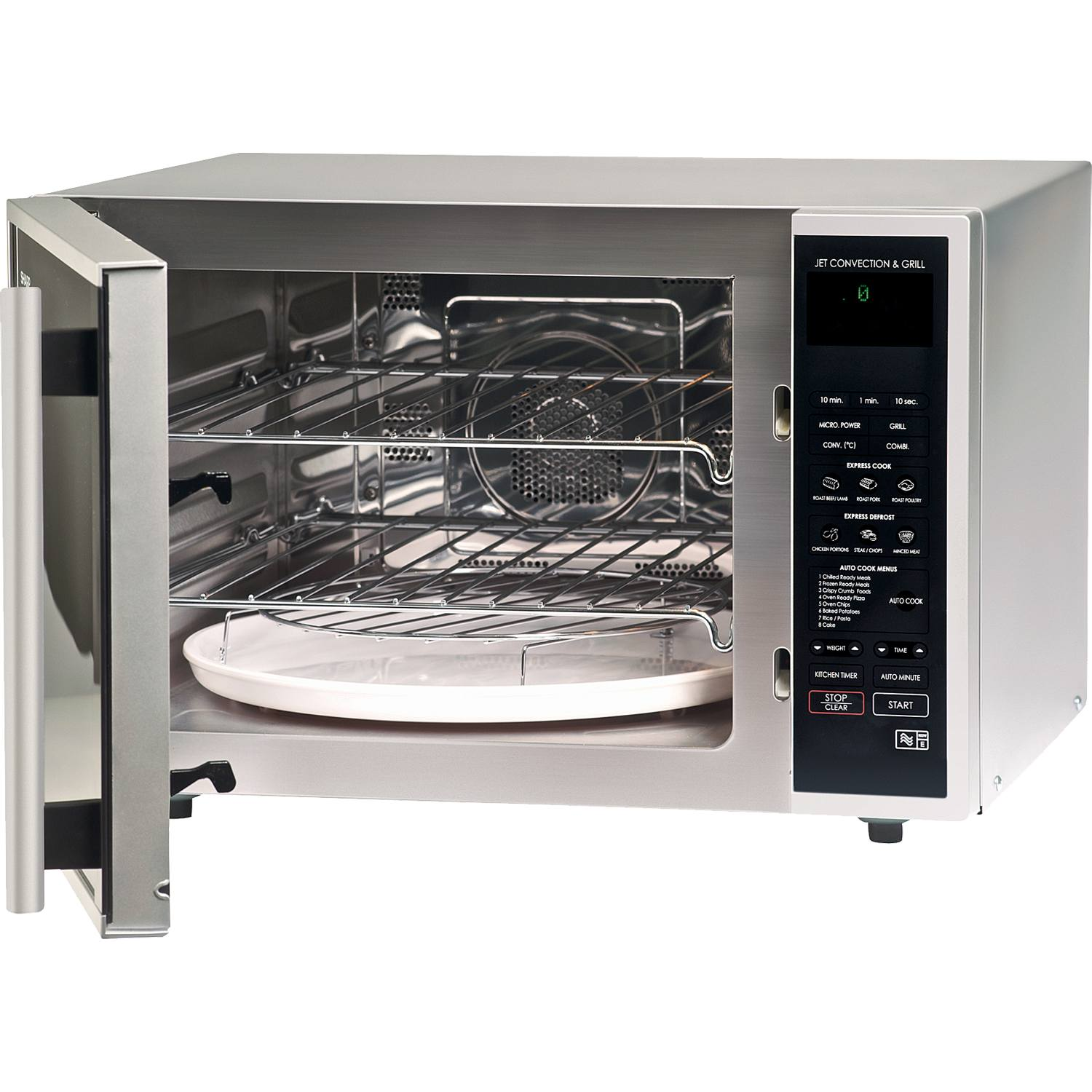 Combination Microwave Oven Sharp Microwave Combination Ovens With Grill Kitchen And Dining Room
