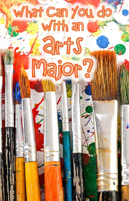 What Can You Do With an Arts Major? CollegeXpress
