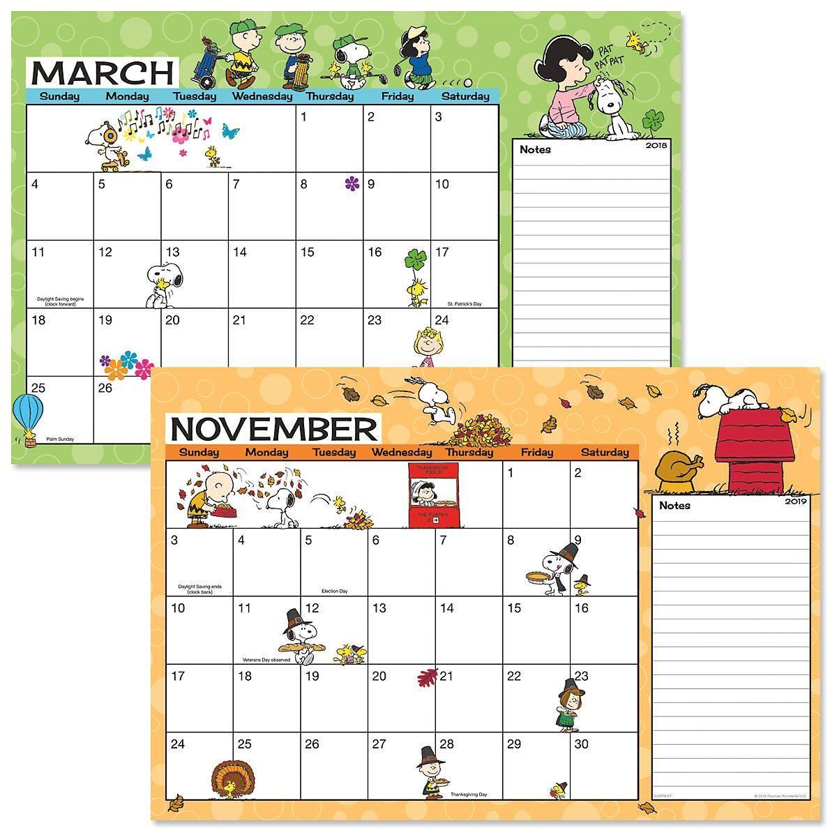 Personalized Desk Calendars Photos Personalized Photo Wall Calendars 2018 Vistaprint Peanuts 2018 2019 Calendar Pad Colorful Images