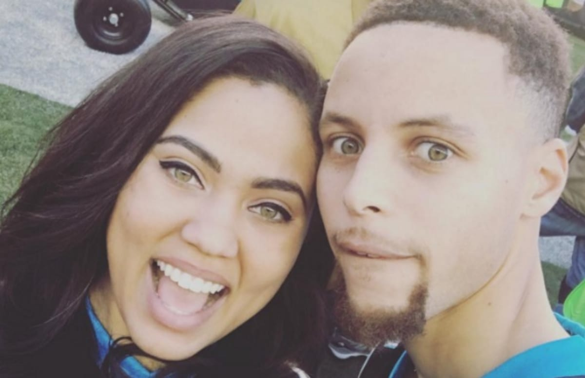 stephen curry and ayesha curry instagram news not working