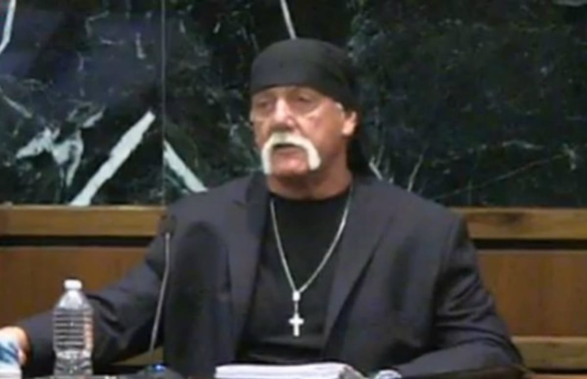 Hulk Hogan Cock Hulk Hogan Asked To Answer Awkward Questions About Size Of