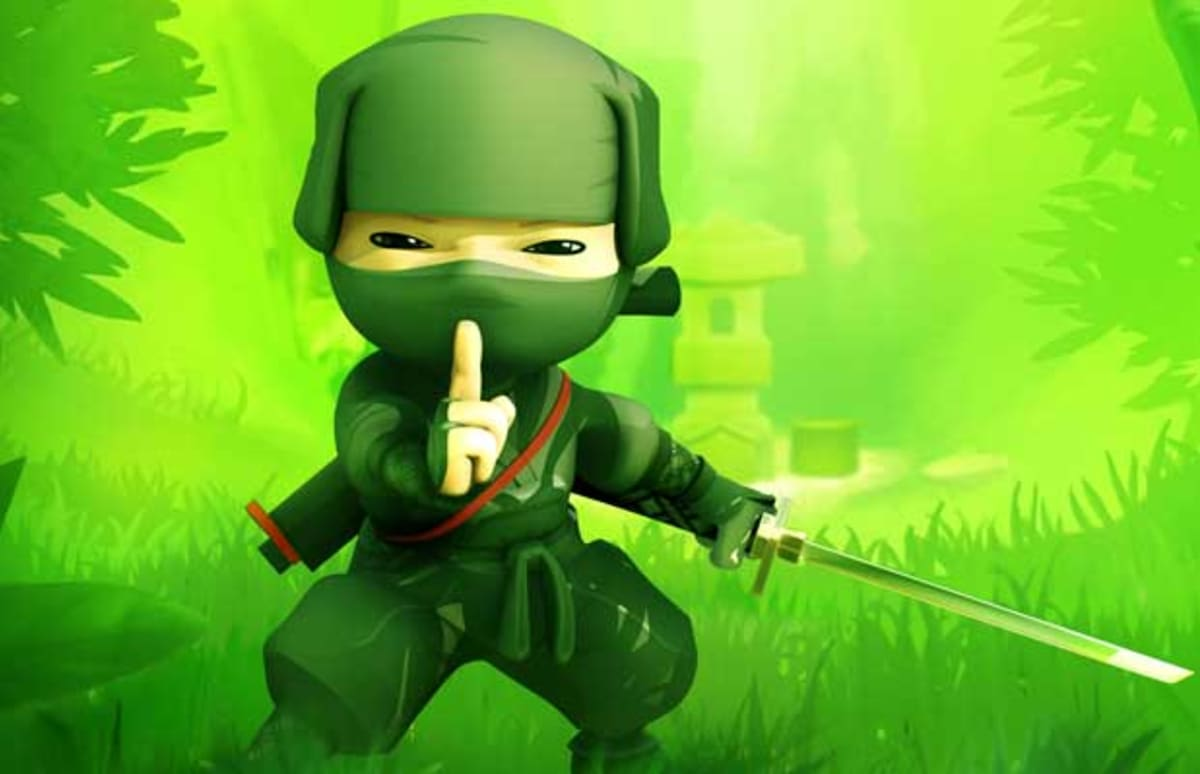 Cute Japanese Cartoon Characters Wallpaper The 25 Most Awesome Ninja Video Games Complex
