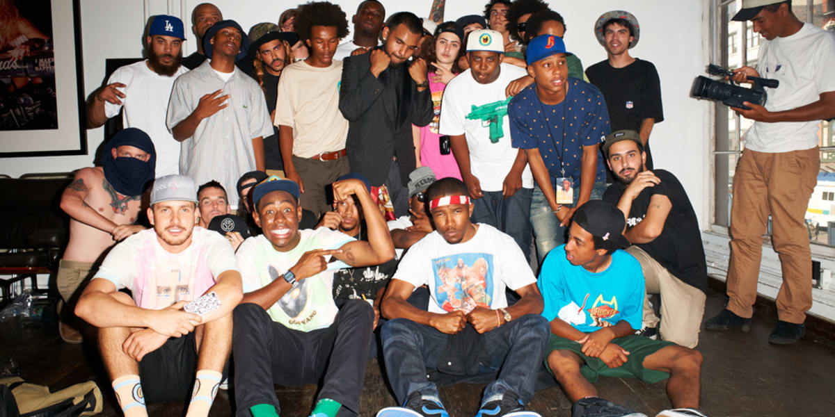 Ofwgkta Wallpaper Hd Did Tyler The Creator Just Announce That Odd Future Is No