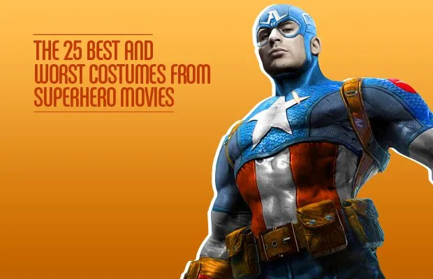 The 25 Best And Worst Costumes From Superhero Movies Complex