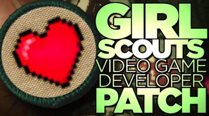 Los Angeles Girl Scouts Adding Game Design Merit Badge Complex