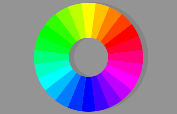 Saturation and value are two distinct measurements of color