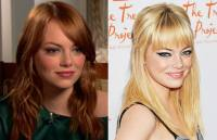 Emma Stone - The 10 Hottest Fake Redheads in Hollywood ...
