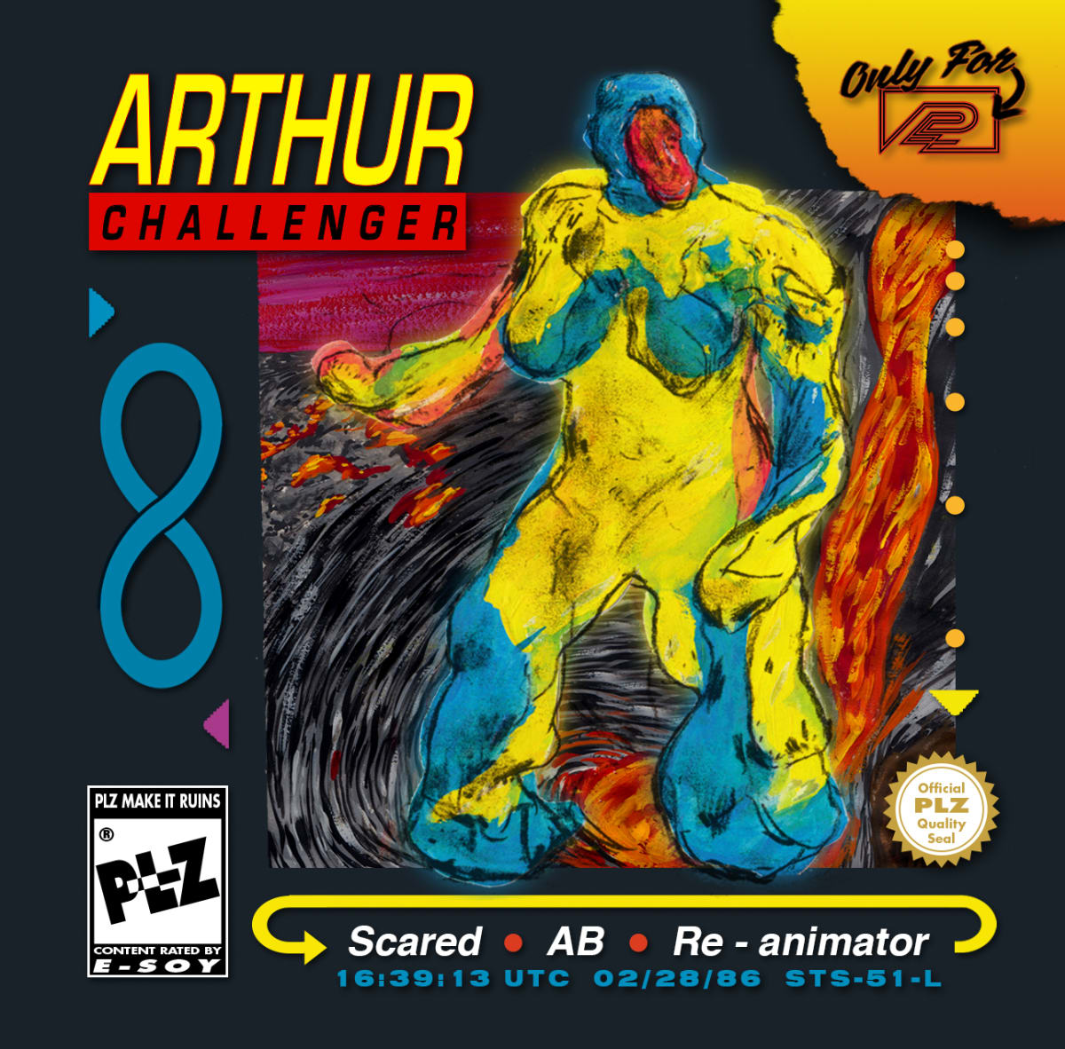 The Music Ep Arthur Takes Pop Music In Unexpected Directions On The Challenger