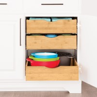Cabinet Drawers - Bamboo Pull-Out Cabinet Drawers | The ...