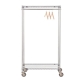Metro Commercial Industrial Clothes Rack The Container Store - Metro Find A Store