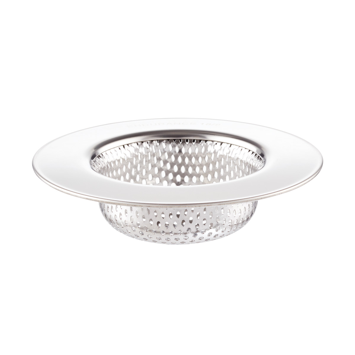 Wasbak Zeef Stainless Steel Sink Strainer The Container Store