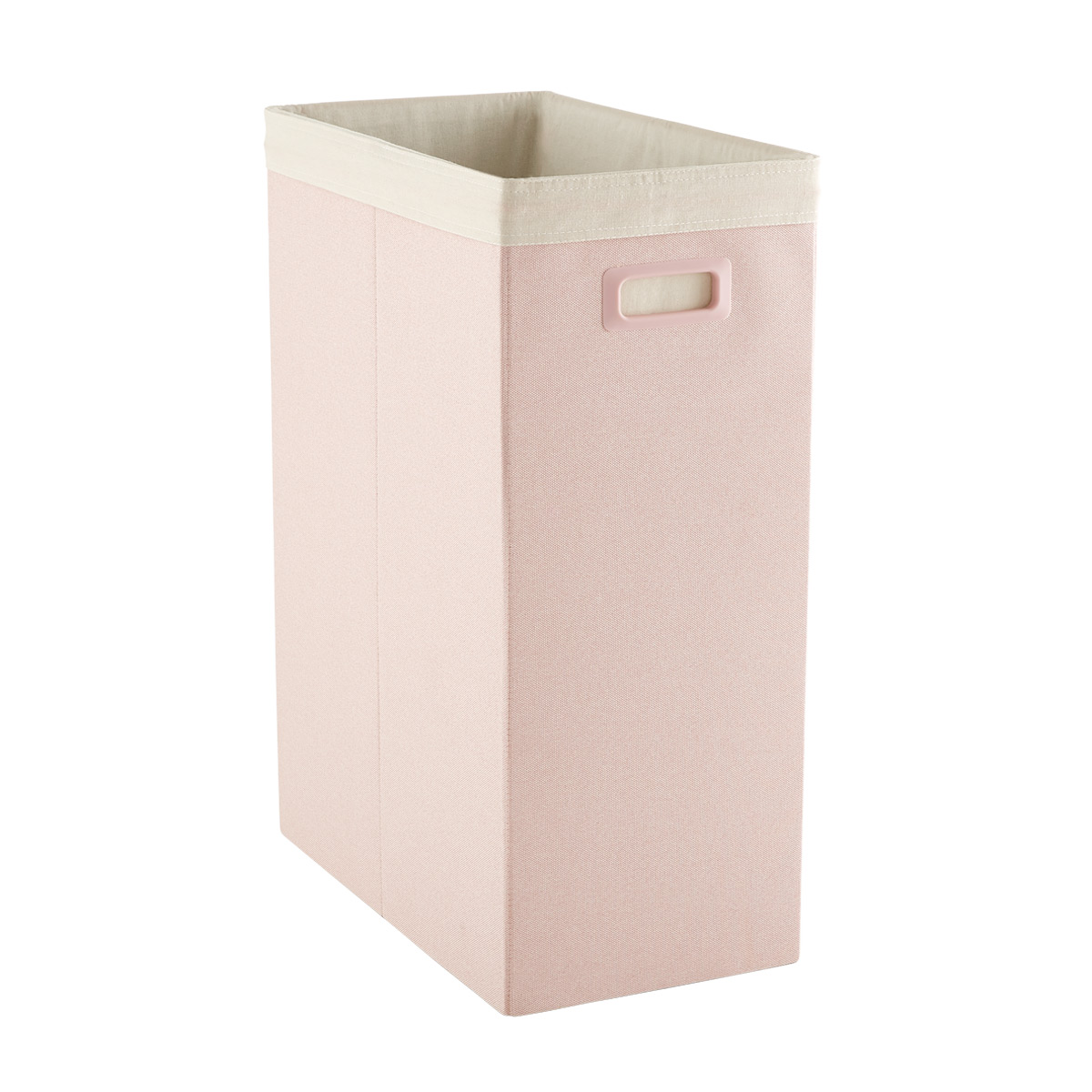 Closed Laundry Hamper Blush Pink Poppin Laundry Hamper With Lid The Container