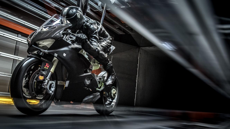 Wallpaper Design Black Ducati Superbike Panigale No Room For Compromise