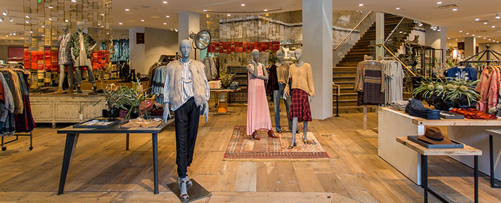 Store Events Anthropologie