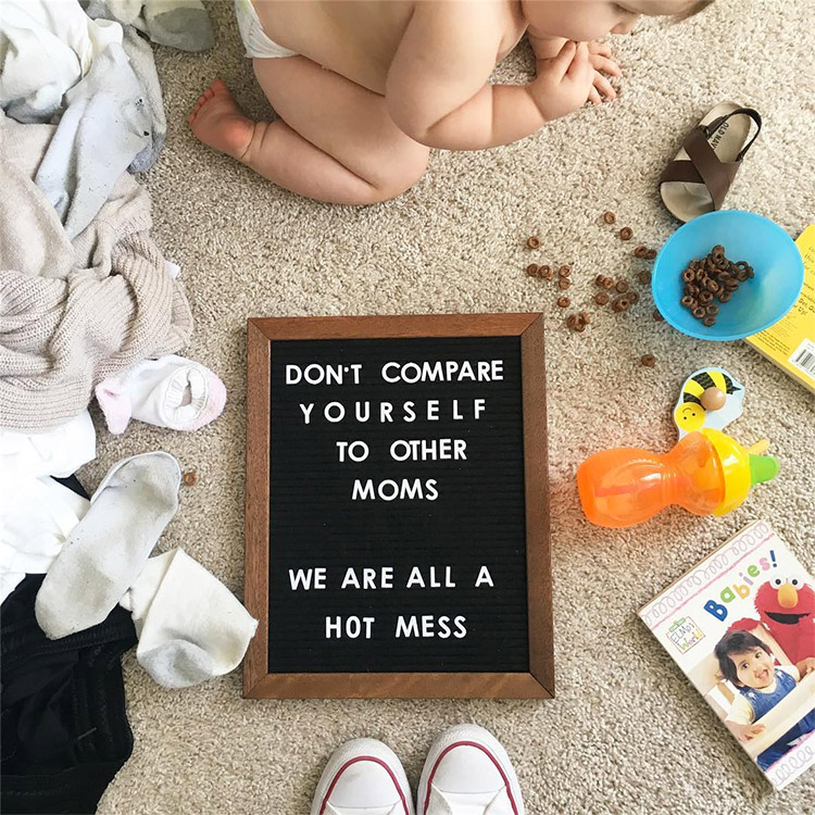 dont-compare-yourself-to-other-moms-letter-board-