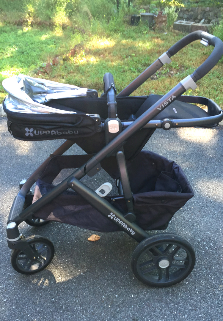 Bugaboo Stroller Video Uppababy Vista Stroller Review