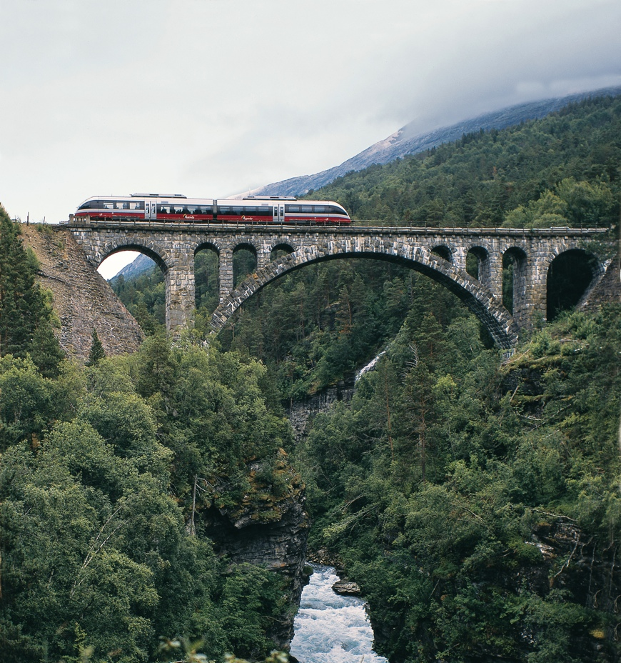 Norway Train Norway Scenic Train Journeys