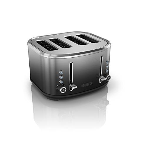 Cuisinart Umber Black+decker 4-slice Extra-wide Slot Toaster, Stainless