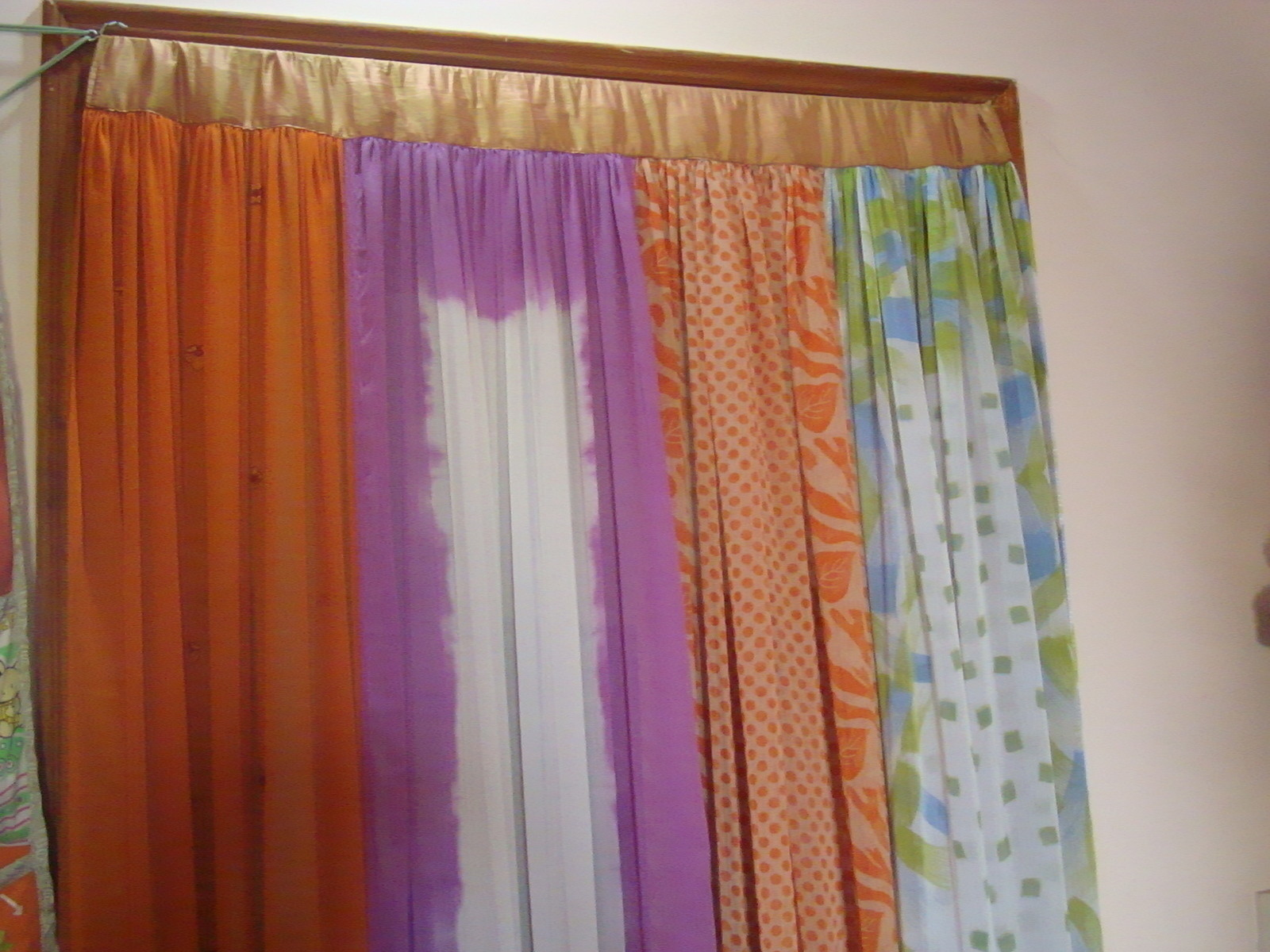 Make Curtains Dupatta Curtain How To Make A Curtain Blinds Sewing On Cut Out
