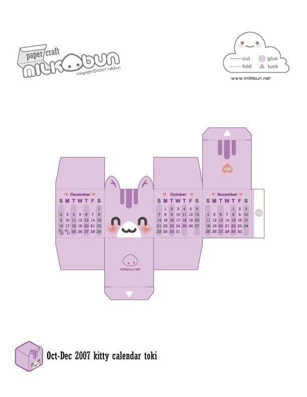 Mario Mushroom Papercraft · How To Make A Paper Model · Construction