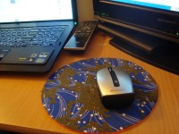 Diy Mouse Pad  How To Make A Mousepad  No-Sew on Cut Out ...
