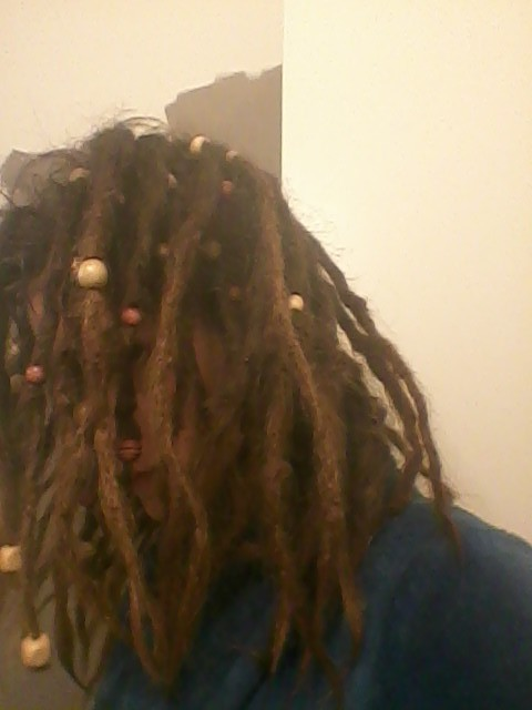 Dreadlock Hair Rings Deep Cleansing Dreadlock Wash · A Dreadlock Fall