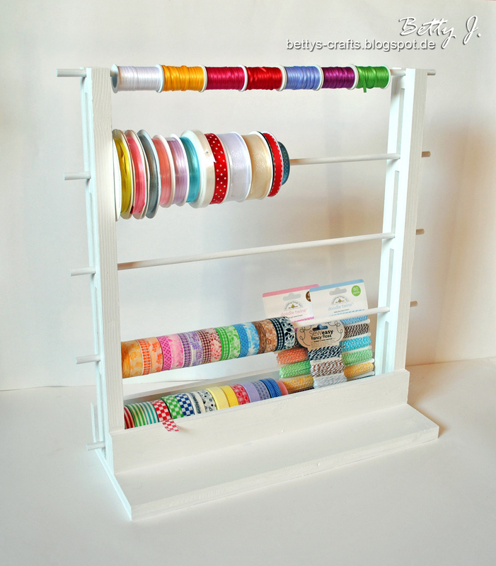 Diy Storage For Ribbons And Washi Tapes How To Make A - Washi Tape Aufbewahrung