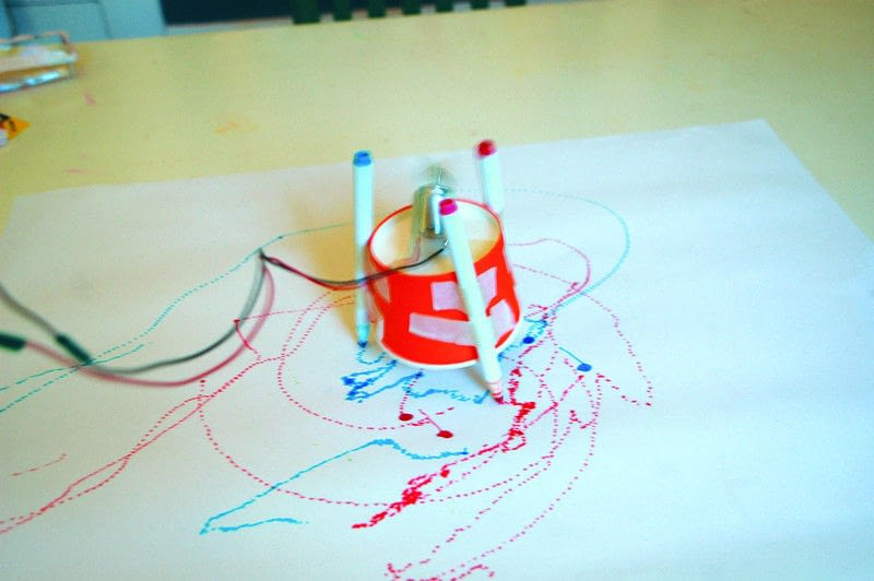 Toy Zone Toys Drawing Machine · Extract From Tinkerlab By Rachelle