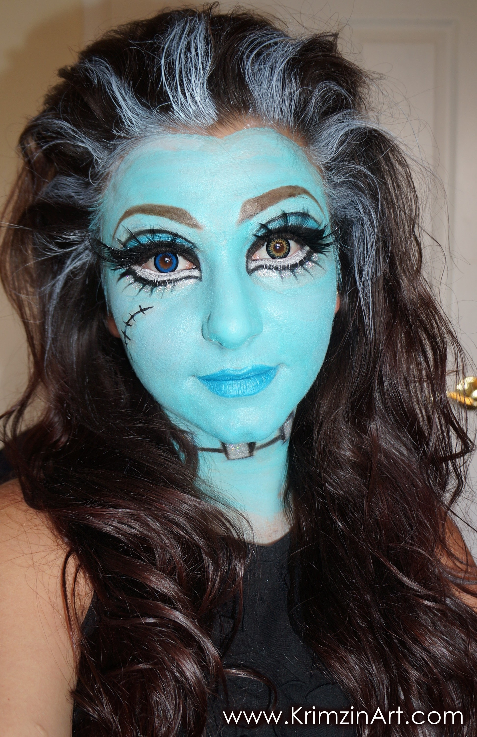 Doll Toys For Cheap Monster High Doll Fankie · How To Create A Face Painting