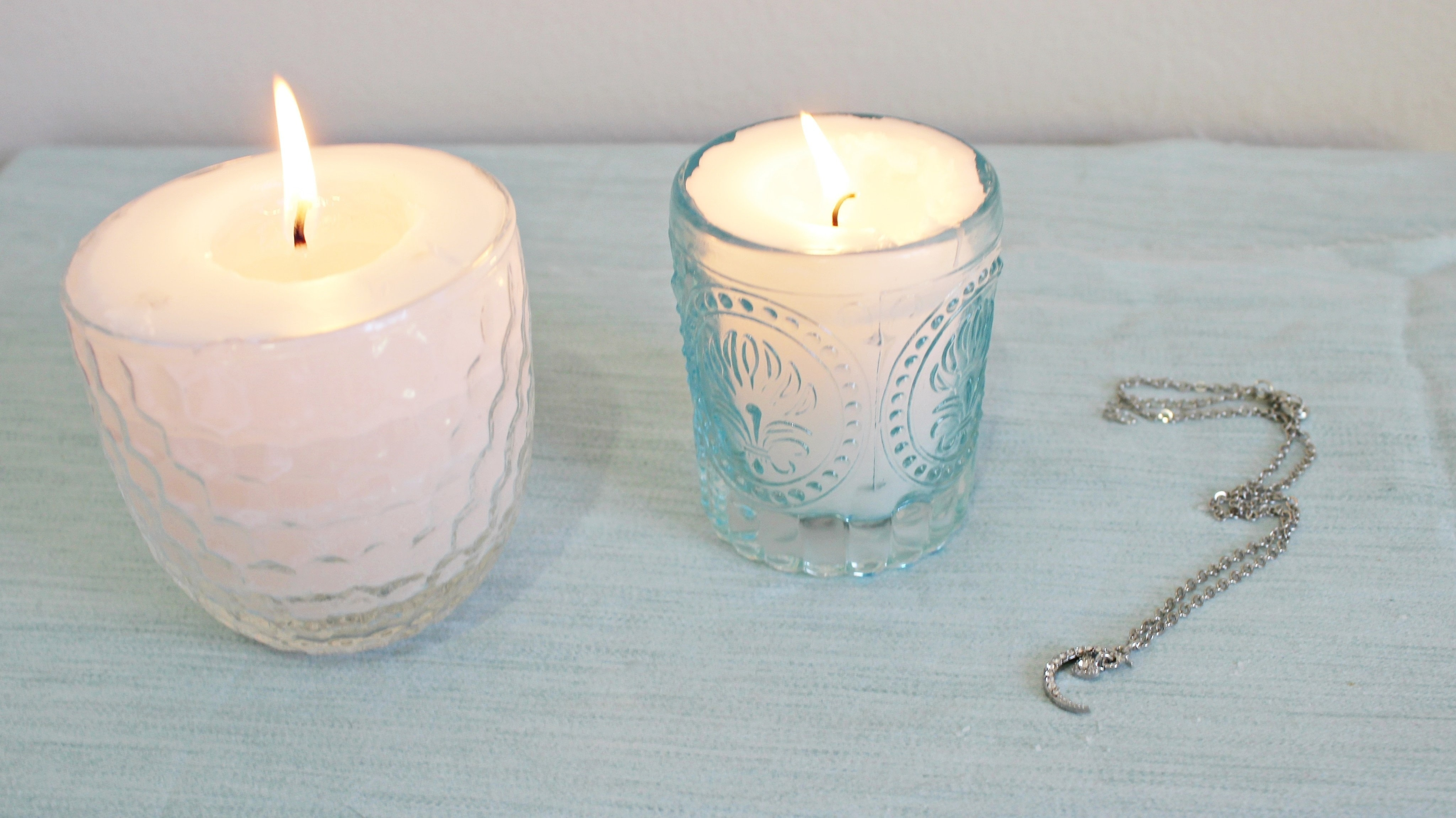 Candles With Gifts Inside Hidden Treasure Candles How To Make A Candle Other On