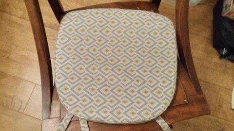 Rocking Chair Cushion Cover How To Make A Cushion
