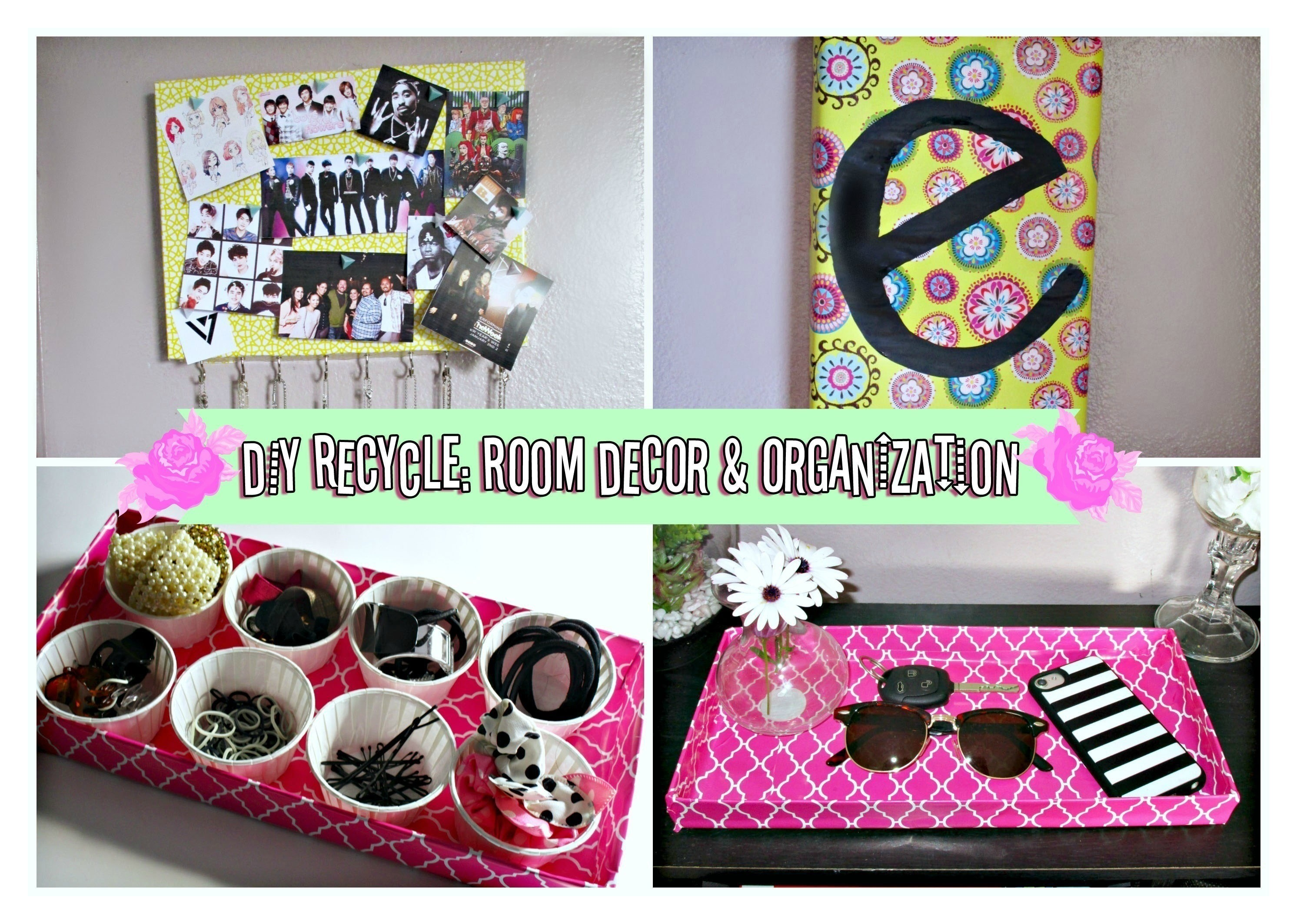 Diy Room Decor And Organization Ideas Diy Room Decor Organization Ideas For Spring Recycling