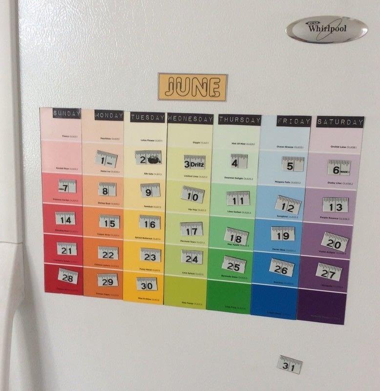 how to make a perpetual calendar - Teacheng