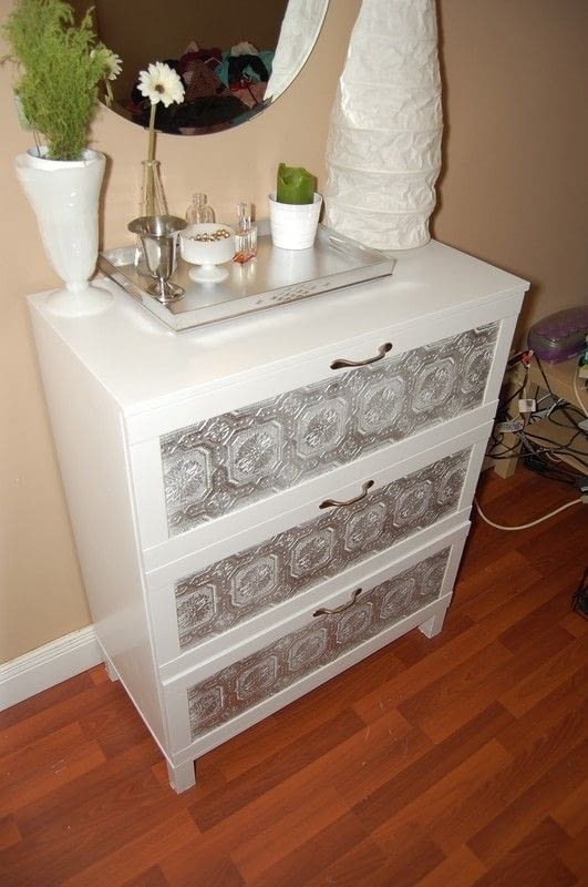 Ikea Food Storage Ikea Dresser Hack · A Drawer · Decorating On Cut Out
