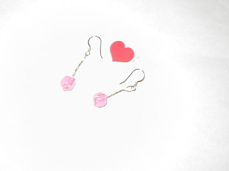 Glow In The Dark Earrings  A Pair Of Chandelier Earrings