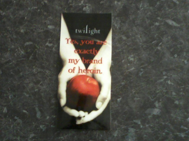 Twilight Saga Bookmarks · A Paper Bookmark · Papercraft on Cut Out +