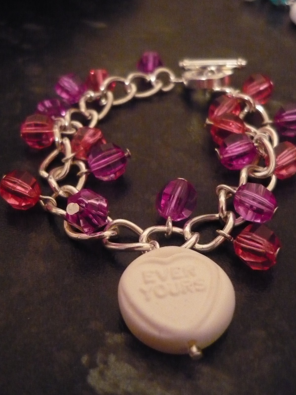 Love Heart Charm Bracelets A Bracelet Jewelry Making
