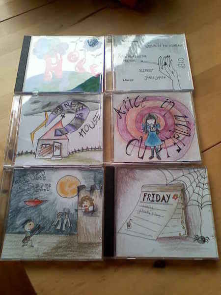 Cd Covers · How To Make A Cd Covers  Mixtapes · Papercraft on Cut